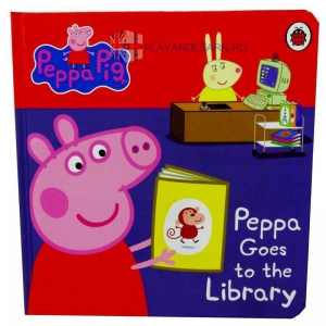 Peppa Goes to the Library (Peppa Pig)