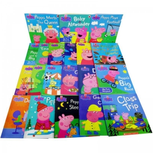 Peppa Pig (20 books set)