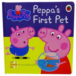 Peppa's First Pet (Peppa Pig)