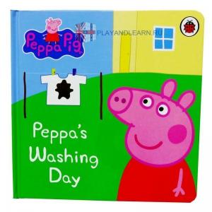 Peppa's Washing Day (Peppa Pig)