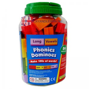 Phonics Dominoes (Long Vowels)