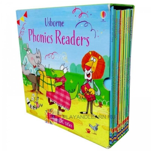 Phonics Readers (20 books set)