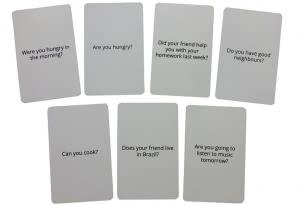 Short Answer Races A1