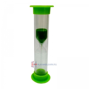 Sand Timer (60 seconds, green)
