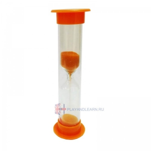 Sand Timer (60 seconds, orange)