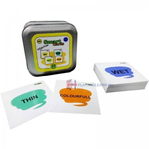 Smart Cards. Adjectives