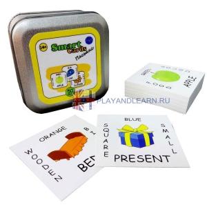 Smart Cards. Пасьянс (English)