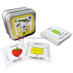 Smart Cards. Пасьянс (Italiano)