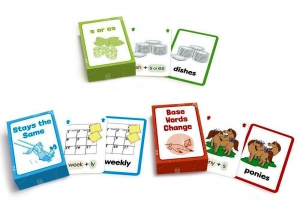 Suffixes Flashcards