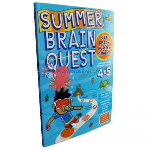 Summer Brain Quest 4, 5