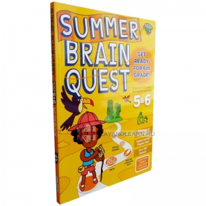 Summer Brain Quest 5, 6