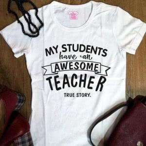 Футболка Awesome Teacher
