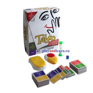 Taboo for adults