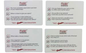 The Art of Couple Conversation