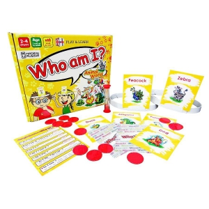 Who am I? Animal World