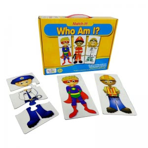 Who am I (puzzles)
