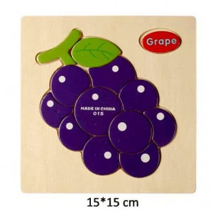 Wooden Pattern (grapes)