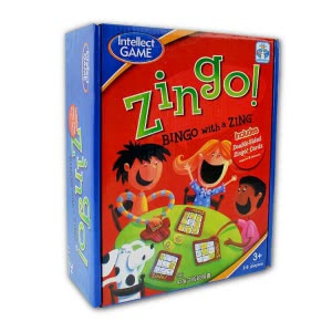Zingo Words