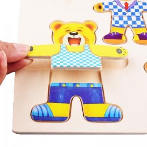 Медвежата (набор 6 шт)