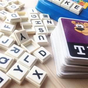 Literacy Fun Game