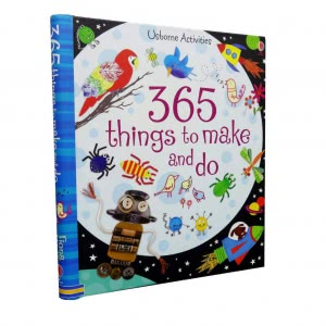 365 Activities to Make and Do