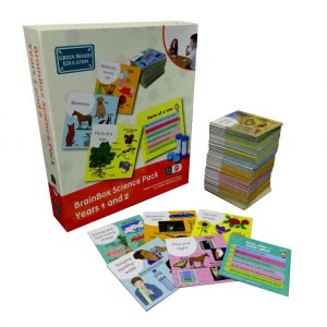 BrainBox Science Pack 1-2 year