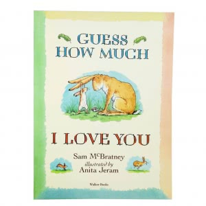 Guess How Much I Love You (soft cover)