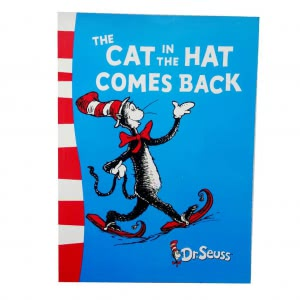 The Cat in the Hat Comes Back (уценённая)