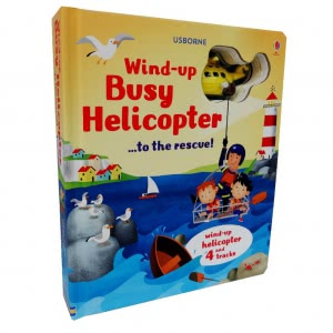 Wind-up Busy Helicopter
