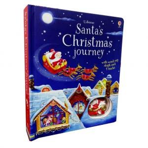 Wind-up Santa Christmas Journey