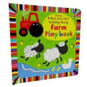 Farm Play Book