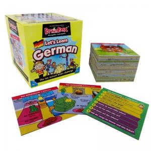 BrainBox Let's Learn German
