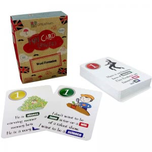 Word Formation Fun Cards