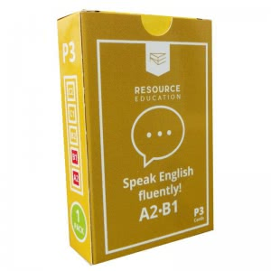 Speak English Fluently A2-B1 (pack 1)