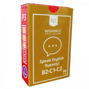Speak English Fluently В2-С1-С2 (pack 1)