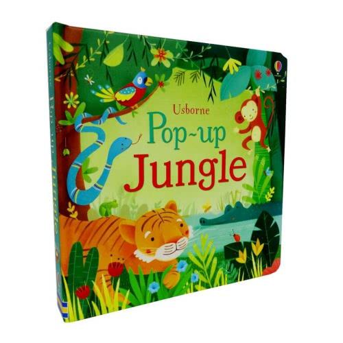 Pop-up Jungle