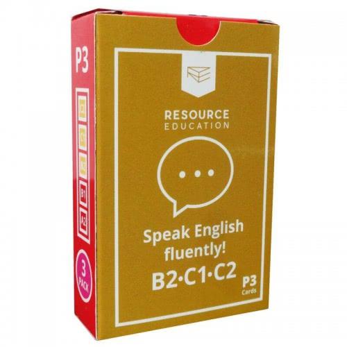 Speak English Fluently В2-С1-С2 (pack 3)