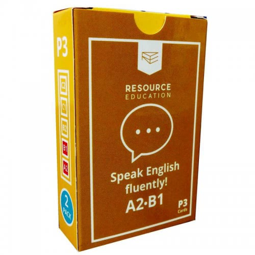 Speak English Fluently A2-B1 (pack 2)