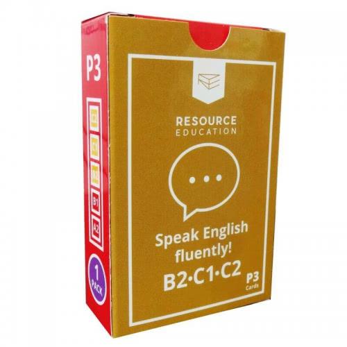 Speak English Fluently В2-С1-С2 (pack 1)
